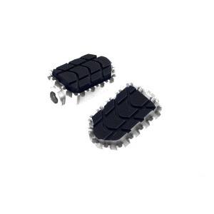 Náhradné gumy PUIG ENDURO 8133U čierna
