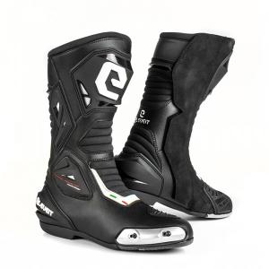 Vysoké čižmy na motocykel Eleveit SP-01 čierne