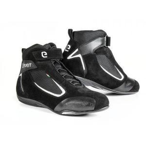 Motocyklová obuv Eleveit Ventex Air čierno-biela