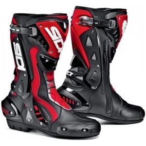 Vysoké čižmy na motocykel SIDI ST čierno-červené