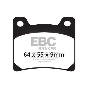 Brzdové obloženie EBC FA088V