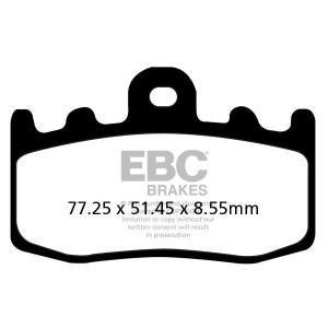 Brzdové obloženie EBC FA335HH