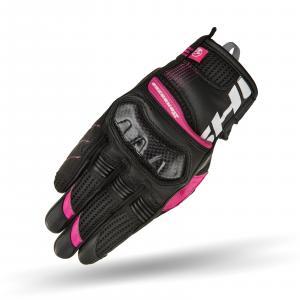 Dámske rukavice na motocykel Shima X-Breeze 2 čierno-ružové