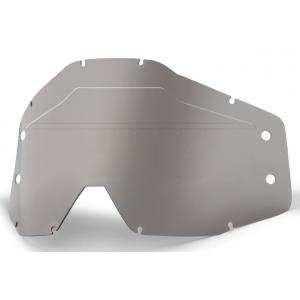 Dymové plexi pre motokrosové okuliare 100% Accuri Forecast