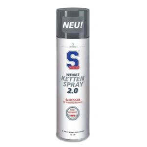 Mazivo na reťaze S100 - White Chain Spray 2.0 400 ml