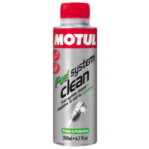 Motul Fuel systém clean moto 200ML