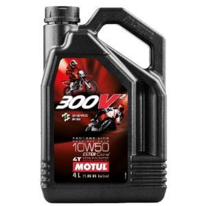 Olej Motul 300V² 4T FL Road/Off Road 10W50 4L