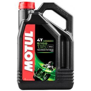 Olej Motul 5100 Ester 10W-50 - 4 litre