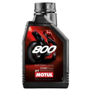 Olej Motul 800 2T Road racing Factory Line 1 l