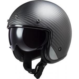 Otvorená prilba na motocykel LS2 OF601 Bob C Carbon
