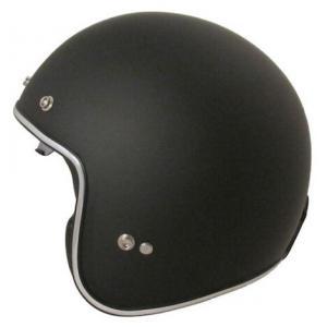 Otvorená prilba na motocykel MT LeMans 2 SV Solid čierna matná