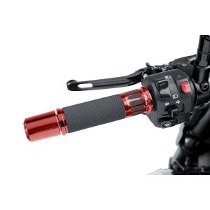 rukoväte PUIG RACING červené 119mm