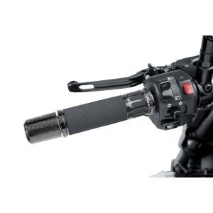 rukoväte PUIG RACING karbónový vzhľad 119mm