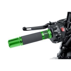 rukoväte PUIG RACING zelená 119mm