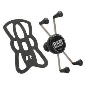 """Univerzálny držiak RAM Mounts X-Grip pre veľké telefóny s 1"""" guľovým čapom"""