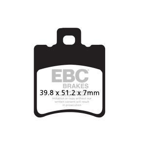 Brzdové obloženie EBC SFA193