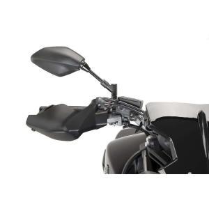 Chrániče páčiek PUIG MOTORCYCLE SPORT 9161C karbónový vzhľad