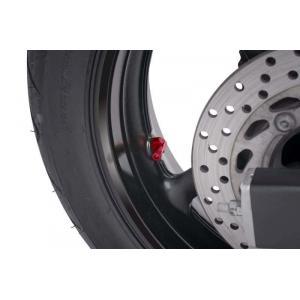 Ventil pre bezdušové kolesá PUIG 8100R červené D 8,3mm
