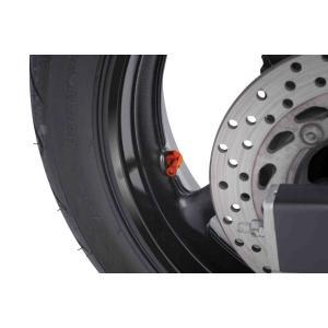 Ventil pre bezdušové kolesá PUIG 8100T oranžová D 8,3mm