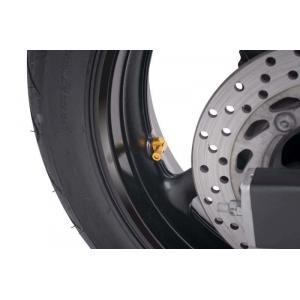 Ventil pre bezdušové kolesá PUIG 8100G žltá D 8,3mm