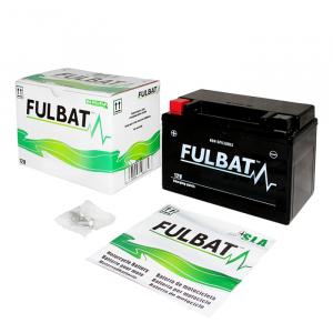 Bezúdržbový motocyklový akumulátor FULBAT FT14B-4 (YT14B-4)