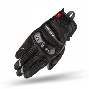 Dámske rukavice na motocykel Shima X-Breeze 2 čierno-šedé