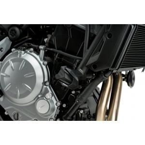 Spare rubber end protector PUIG R19 3148N čierna