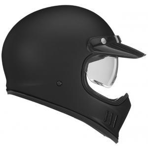 Prilba na motocykel NOX PREMIUM Seventy čierna matná