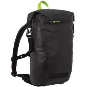 Vodotesný batoh Oxford AQUA EVO čierno-fluorescenčno žltý 12 l
