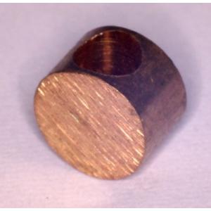 Koncovka lanka Venhill BN642 valček 6x4.2, 1,5mm