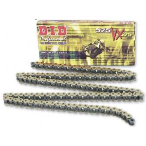 VX -x krúžok D.I.D Chain 525VX 118 článkov
