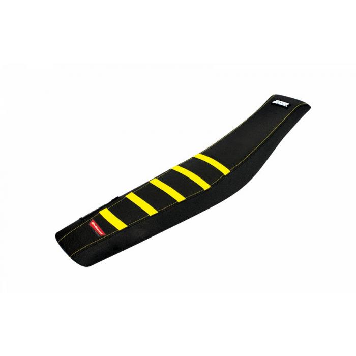 Náhradný poťah sedadla POLISPORT PERFORMANCE žltá hsq/čierna