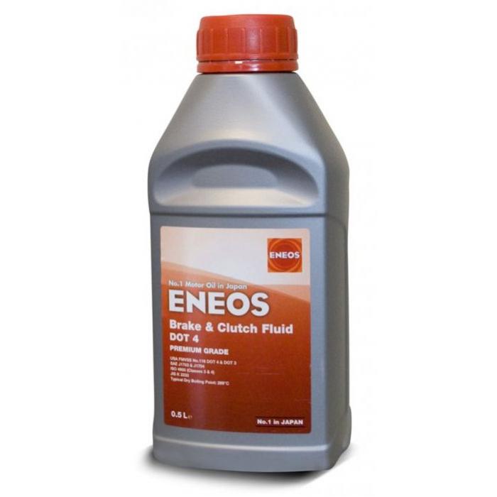 Brzdová kvapalina ENEOS Brake & Clutch Fluid DOT 4 0,5 l