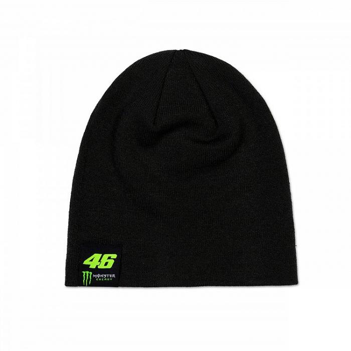 Čiapka VR46 Valentino Rossi MONSTER čierna