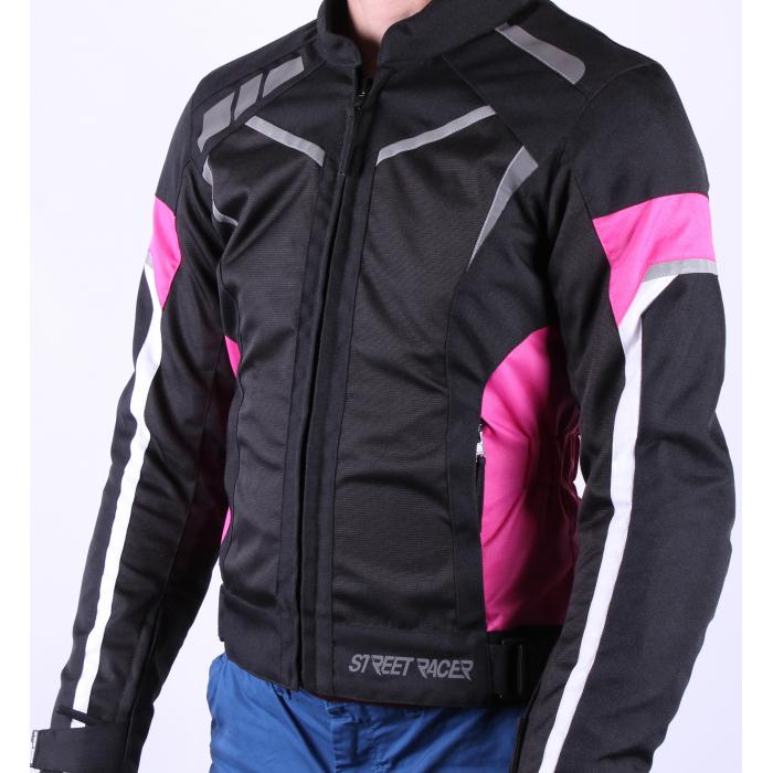 Dámska bunda na motocykel Street Racer Isabelle výpredaj