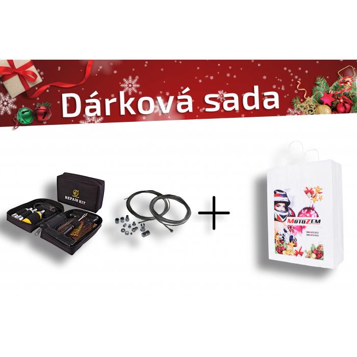 """Darčeková sada """"Travel"""" + vianočná taška"""