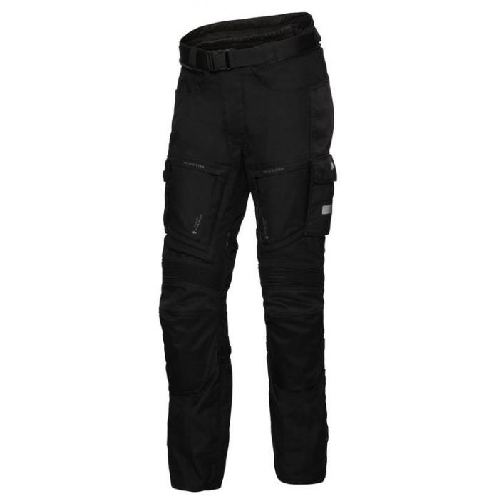 Nohavice na motocykel iXS Montevideo-ST čierne