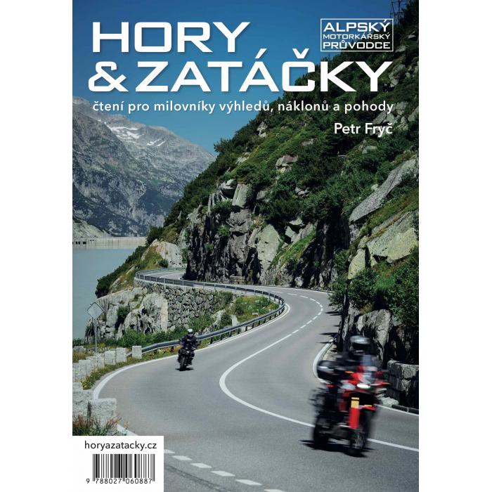 """Motocyklový sprievodca """"HORY & ZATÁČKY"""""""