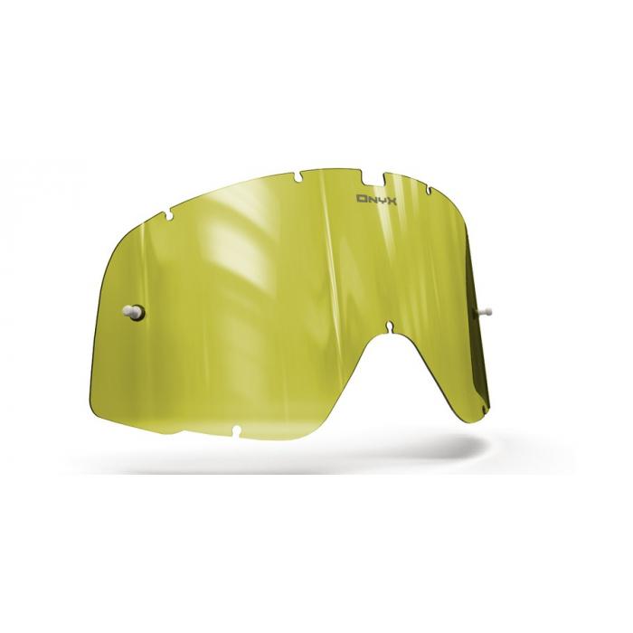 Plexisklo Onyx pre okuliare 100 % Barstow (Hi-Vis žlté s polarizáciou)
