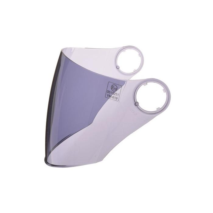 Tmavé plexisklo pre prilby Cassida Magnum/Reflex