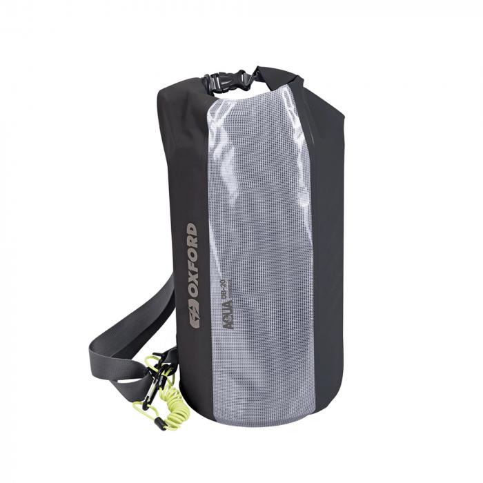 Vak Oxford Aqua DB-20 Dry Bag čierny výpredaj
