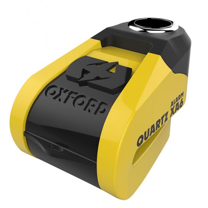 Zámok kotúčovej brzdy Oxford Quartz Alarm XA6